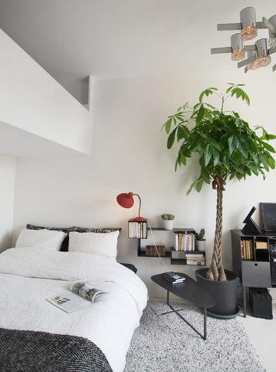 コンテンポラリー 寝室 by Jean-Christophe Peyrieux