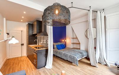 Visite Privée : Un 25 m² bourré de charme en plein cœur du Marais