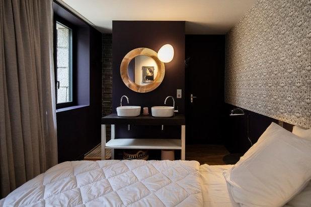 Современный Спальня by Octant Design