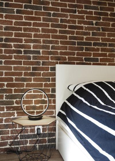 Contemporain Chambre by Emilie Melin architecte DPLG