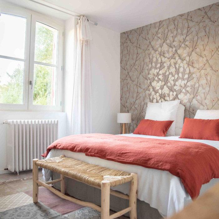 Rénovation de chambres d'hôtes
