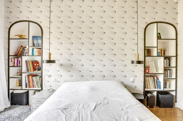 Contemporary Bedroom by AGENCE EXCEPT DESIGN