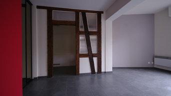 Rénovation et transformation d'un studio - Strasbourg