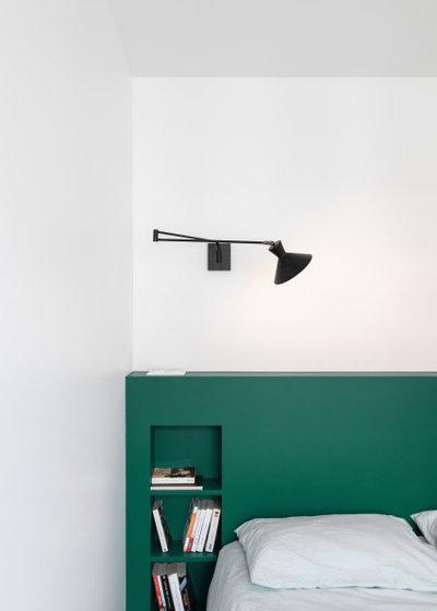 Contemporain Chambre by SWEET HOME PARIS