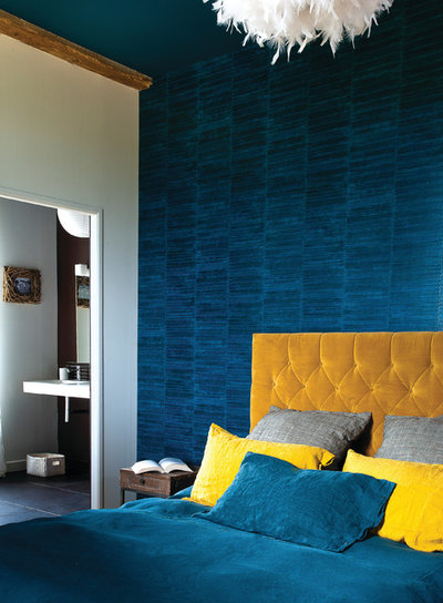 couleur d 39 automne le jaune moutarde un rayon de soleil dans la d co. Black Bedroom Furniture Sets. Home Design Ideas