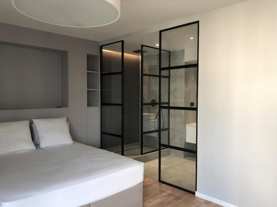 Réunion de deux appartements à Courbevoie