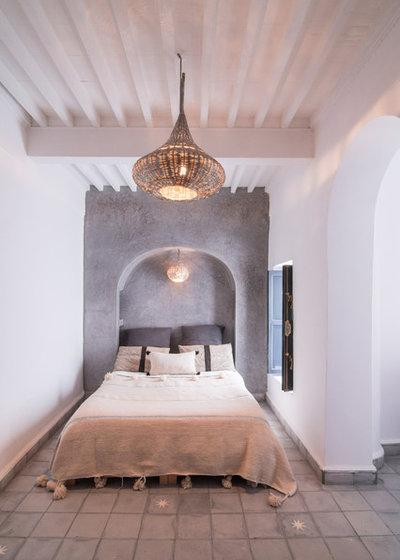Mediterran Schlafzimmer by CINK