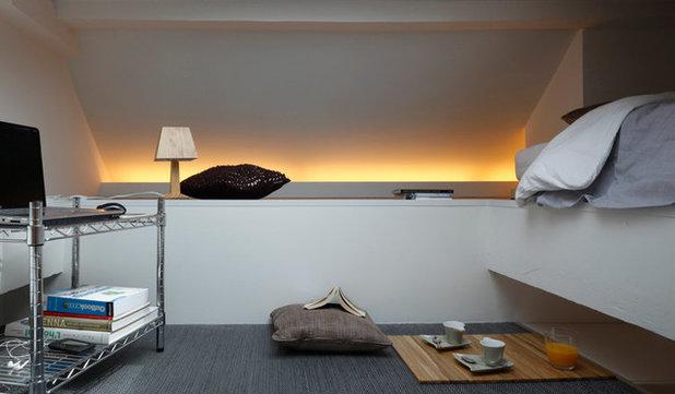 am nager un petit espace zoom sur trois mini duplex. Black Bedroom Furniture Sets. Home Design Ideas