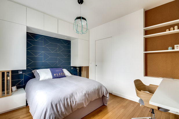 Scandinave Chambre by Atelier Germain
