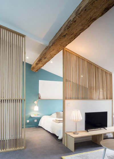 Scandinave Chambre by Thomas Pannetier