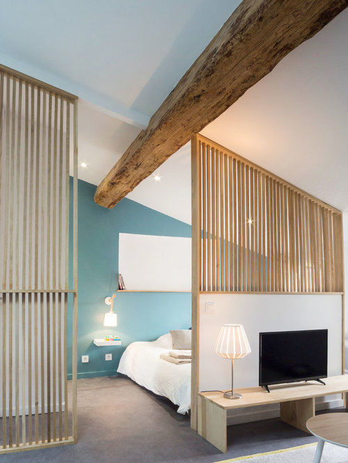 Chambre adulte scandinave photos et id es d co de chambres adultes - Photo chambre ...