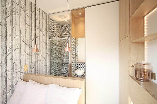 Contemporain Chambre by Marion Vallerin