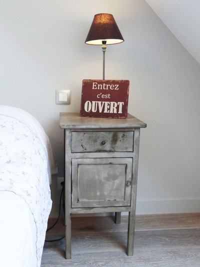 Campagne Chambre by Agence iNe