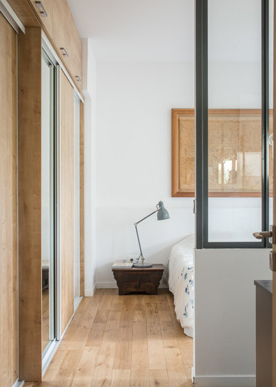 Industriel Chambre by Jours & Nuits