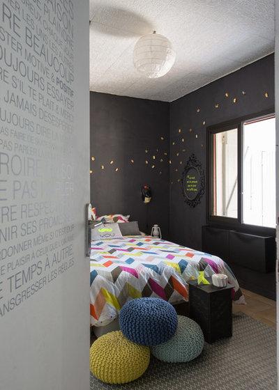Contemporáneo Dormitorio by Jours & Nuits