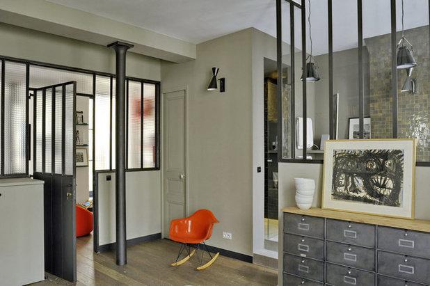 Éclectique Chambre by MOC, Maisons Objets & Chantiers