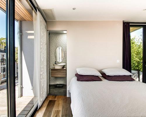 chambre contemporaine photos et id es d co de chambres. Black Bedroom Furniture Sets. Home Design Ideas