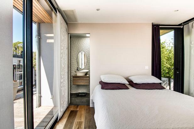 Contemporary Bedroom by JPDA