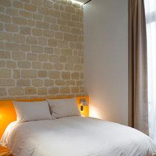 Contemporary Bedroom by ATELIER FB