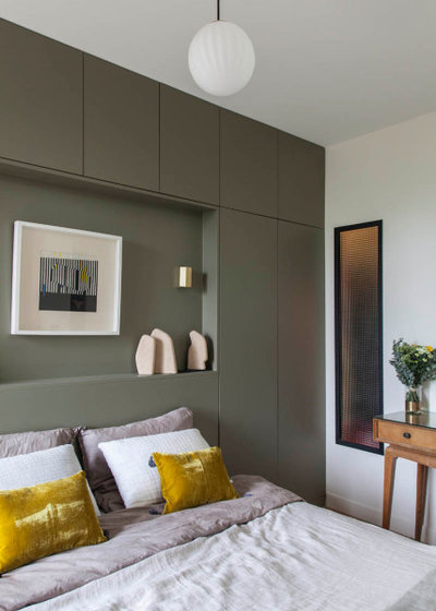Contemporary Bedroom by Boclaud Architecture