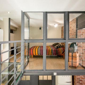 Un loft à Montreuil