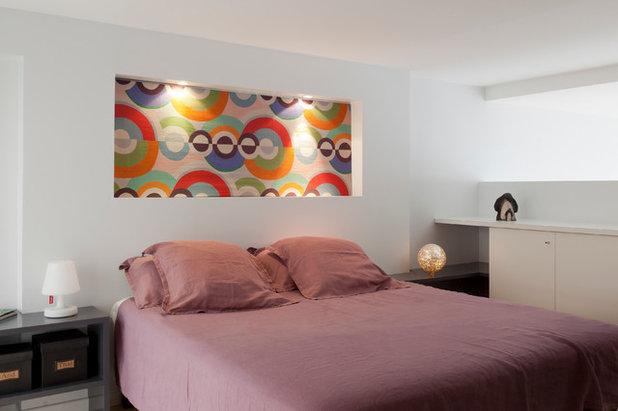 un tocco d'amore per la camera da letto con opere d'arte alle pareti - Quadri Da Mettere In Camera Da Letto