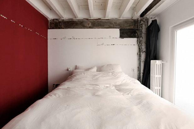 Contemporain Chambre by 37.2 architecture
