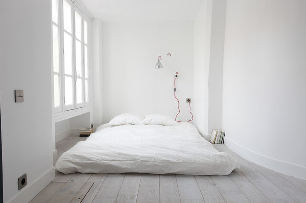What makes a minimalist bedroom work for Minimalist single bedroom