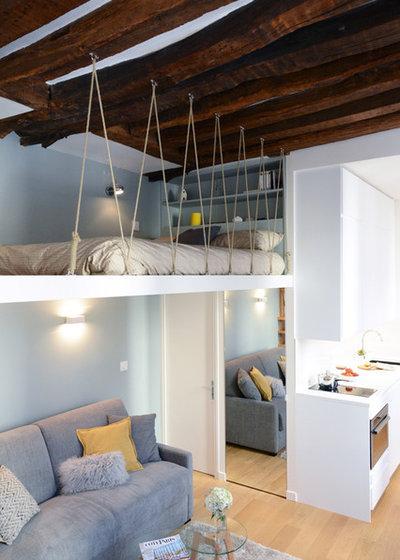 Scandinave Chambre by Les Murs ont des oreilles