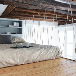 Chambre mansardée ou avec mezzanine bord de mer : Photos et idées ...