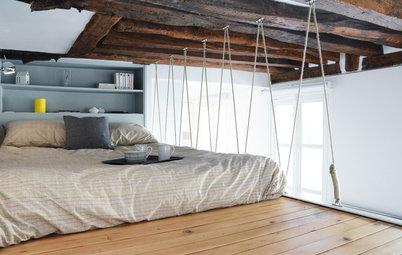 Décryptage : 8 lits mezzanines optimisent les studios