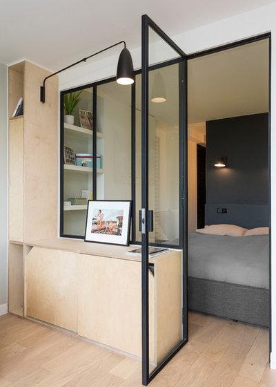 Skandinavisch Schlafzimmer by Emilie Melin architecte DPLG