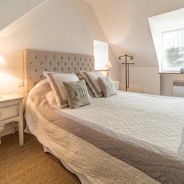 Une chambre dans une résidence de vacances pleine de charme