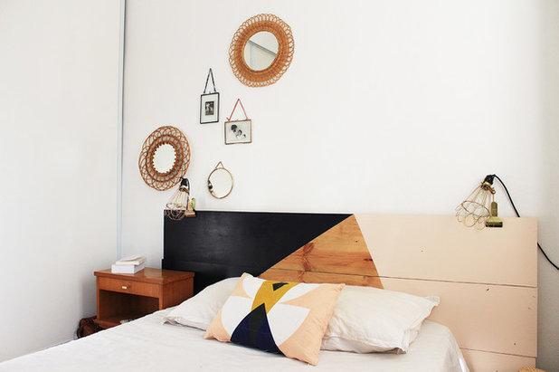 Eclectic Bedroom by Studio Mariekke
