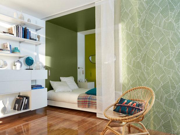 Contemporary Bedroom by Castorama