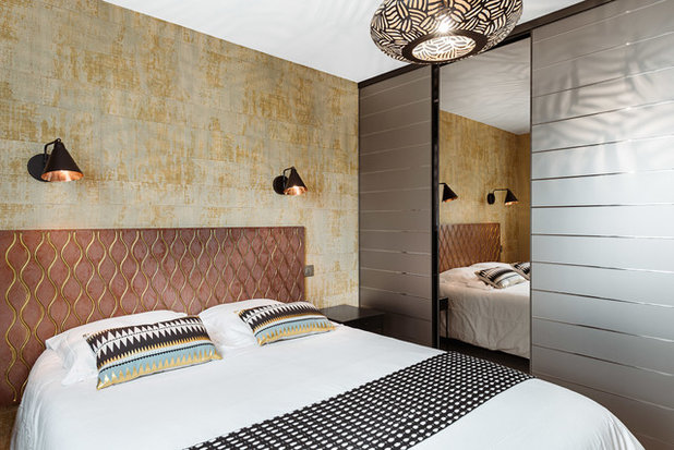 Contemporain Chambre by Kiosque Deco