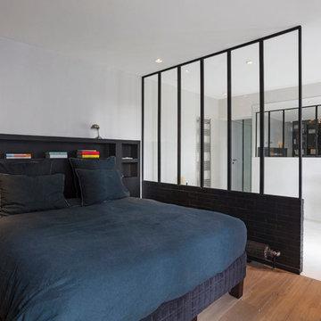 Une salle de bains zen et design