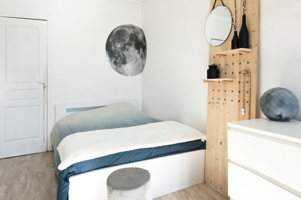 Scandinave Chambre by Jerome Coton