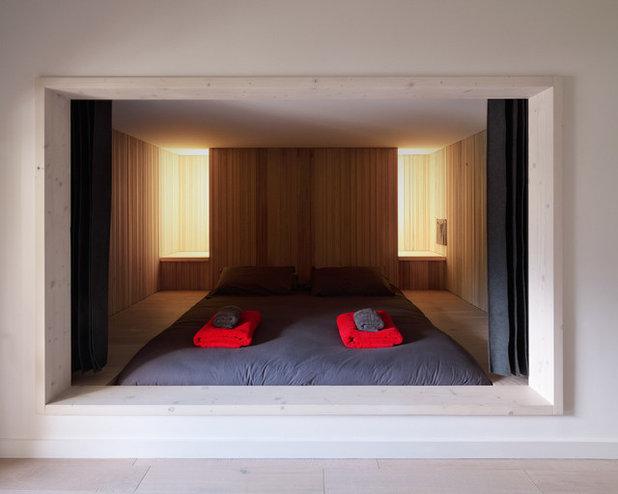 Montagne Chambre by JKA - Jérémie Koempgen Architecture