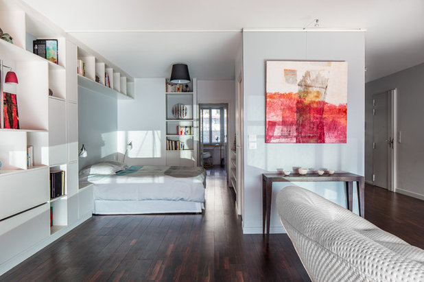 Contemporain Chambre by AP ARCHITECTES