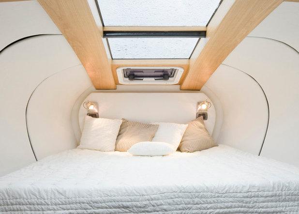 Contemporain Chambre by Borella Art Design