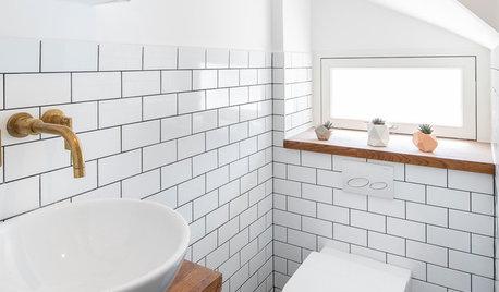 Pour ou contre les WC dans la salle de bains ?