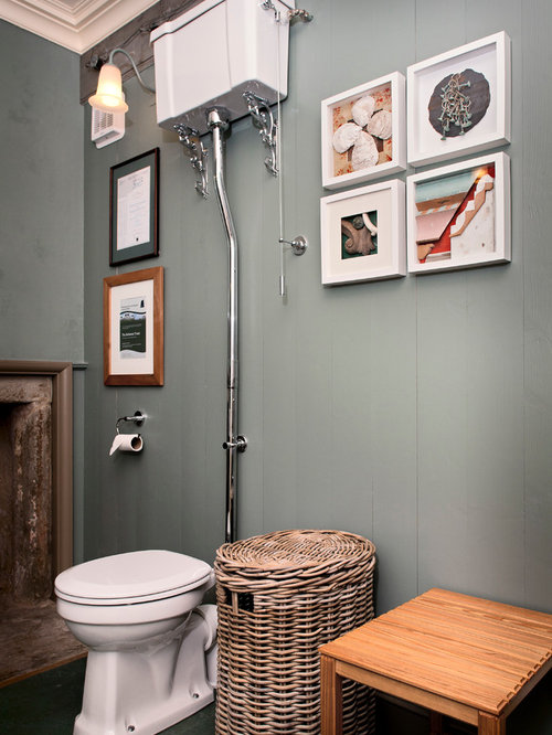 Old Fashioned Toilet Houzz
