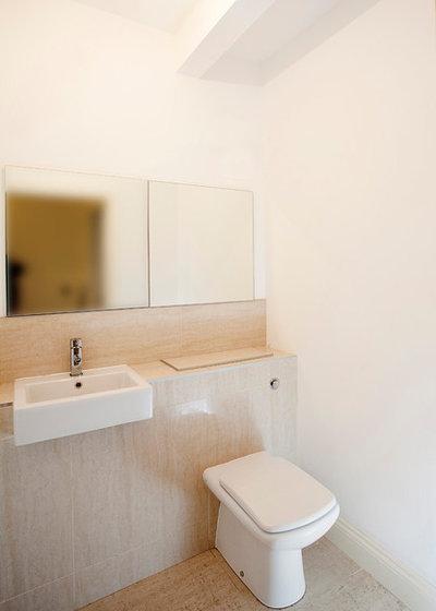 10 contenitori per tenere in ordine un piccolo bagno - Fino A Che Punto Deve Essere Uno Specchio Sopra Un Lavandino