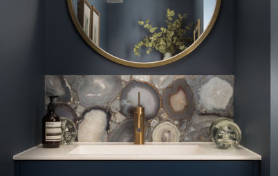 28 Ways to Decorate Your Cloakroom