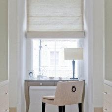 Contemporary Powder Room by Avid Design Creative Interiors