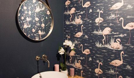 Gillar du art deco och William Morris? 33 stilenliga toaletter