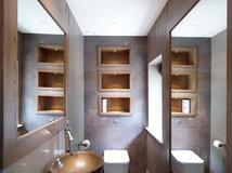 Bagni Piccoli Con Vasca : Bagni piccolissimi: 12 idee salvaspazio