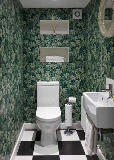 Eklektisk Toalett by Martins Camisuli Architects