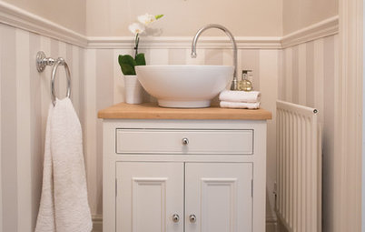 How to Fit a Cloakroom Under the Stairs